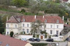 Couvent des Minimes -  Template:Semur-en-Auxois, Côte d'Or, France