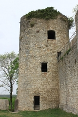 Remparts (restes) - Français:   La Charité-sur-Loire, Nièvre, Bourgogne, France