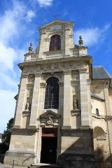 Eglise Saint-Pierre - English: Churches in Nevers, Nevers, Nièvre, France