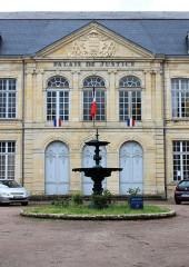 Evêché - Français:   Nevers, Nièvre, Bourgogne, France