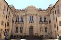 Hôtel Senecé - Français:   Hôtel Senecé à Mâcon, 6 juillet 2019.