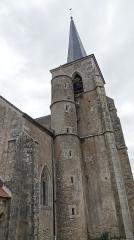 Eglise - Français:   Église Saint-Jean l\'Evangéliste de Civry-sur-Serein, commune de Massangis, Yonne, France
