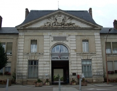 Quartier Dubois-Thainville - English: Joigny, Yonne, Burgundy, FRANCE