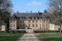 Château de Passy-Véron - Français:   Passy, château, façade est