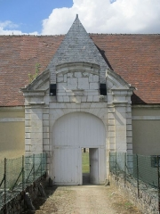 Château de Passy-Véron - Français:   Château de Passy.