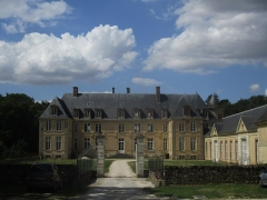 Château de Passy-Véron - Français:   Passy (Yonne)