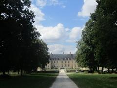 Château de Passy-Véron - Français:   Château de Passy (Yonne).