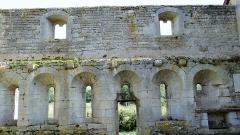 Prieuré de Saint-Jean-des-Bonshommes - Prieuré Saint-Jean-des-Bonshommes, Sauvigny-le-Bois, Yonne réfectoire