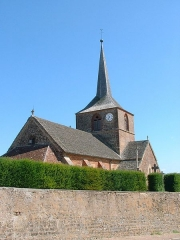 Eglise -  Église de Savigny-en-Terre-Plaine, Yonne