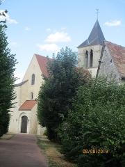 Eglise Saint-Savinien - Français:   Basilique Saint-Savinien de Sens.