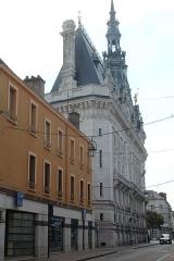 Hôtel de ville - Français:   Hôtel de ville de Sens.