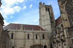 Salle synodale -  Cathédrale Saint-Étienne, Sens, Yonne, Bourgogne, France