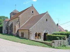 Eglise -  Église de Vignes, Yonne