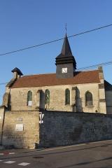 Chapelle Sainte-Marguerite - Français:   Chapelle Sainte-Marguerite de Bucy-le-Long.