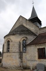 Chapelle Sainte-Marguerite - Français:   La chapelle Sainte-Marguerite
