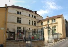 Maison de Jean de la Fontaine - Français:   Musée Jean de La Fontaine à Château-Thierry.