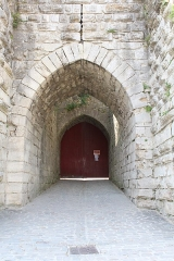 Porte Saint-Jean - Français:   Porte Saint-Jean, Château-Thierry.