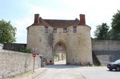 Porte Saint-Pierre - Français:   Porte Saint-Pierre, Château-Thierry.