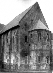 Ancien évéché et chapelle -