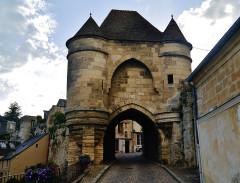 Porte d'Ardon - Deutsch: Ardon-Tor, Laon, Département Aisne, Region Oberfrankreich (ehemals Picardie), Frankreich