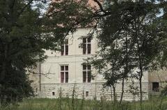 Ancienne commanderie de templiers de Moisy - Deutsch: Templerkomturei Moisy-le-Temple in der Gemeinde Montigny-l'Allier im Département Aisne (Region Hauts-de-France/Frankreich)