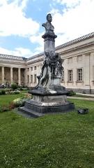 Bibliothèque municipale - Français:   Bibliothèque Louis-Aragon, Amiens 5