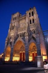 Cathédrale Notre-Dame - Cathédrale d'Amiens