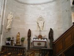 Eglise Saint-Acheul - Français:   Eglise Saint-Acheul, Amiens hotel du transept droit