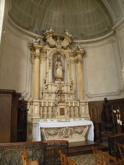 Eglise Saint-Acheul - Français:   Eglise Saint-Acheul, Amiens hotel du transept gauche