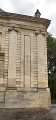 Ancien évéché - Français:   Palais de l\'évêché d\'Amiens 13