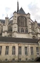 Ancien évéché - Français:   Palais de l\'évêché d\'Amiens 15 b