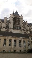 Ancien évéché - Français:   Palais de l\'évêché d\'Amiens 17