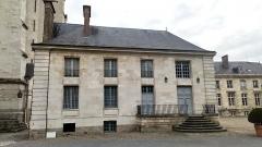 Ancien évéché - Français:   Palais de l\'évêché d\'Amiens 19