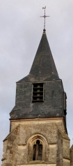 Eglise Notre-Dame de l'Assomption - Église Notre-Dame de La Neuville de Corbie, clocher 1