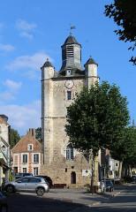 Beffroi - English: Saint-Riquier, the belfry