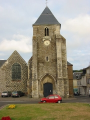 Eglise Saint-Martin -  Church, Saint-Valery-sur-Somme