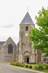 Eglise Saint-Martin - Nederlands: Saint-Valery-sur-Somme