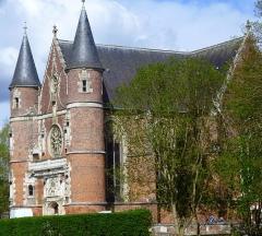 Eglise Notre-Dame de Lorette - Eglise de Tilloloy 1