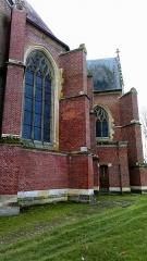 Eglise Notre-Dame de Lorette - Église de Tilloloy 12