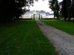Château -  Pissy (Somme, France) -  La château est à la sortie du village, en allant vers Revelles.   .