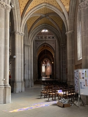 Cathédrale Saint-Jean-Baptiste - French Wikimedian, software engineer, science writer, sportswriter, correspondent and radio personality