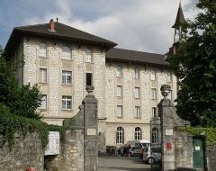 Petit Séminaire - Français:   Belley, ville (sous-préfecture) du département de l'Ain (région Rhône-Alpes, France). Maison Saint-Anthelme.