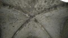 Donjon du Temple (vestiges) - Français:   batie temple croix