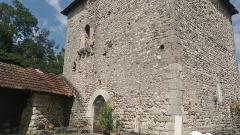 Donjon du Temple (vestiges) - Français:   .