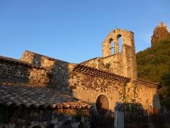 Chapelle Notre-Dame-des-Anges - Français:   Photo prise dans la lumière du matin