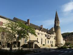 Couvent des Augustins - Français:   extérieur