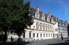 Palais de Justice - Italiano: Palais du parlement du Dauphiné (Grenoble)
