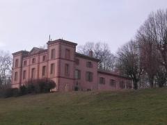 Château de la Motte - Français:   Château de la Motte à Moirans