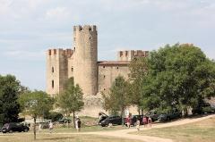 Tour -  Château d'Essalois