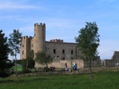 Tour -  Le château d'Essalois (Loire)